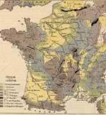 carte France géologie